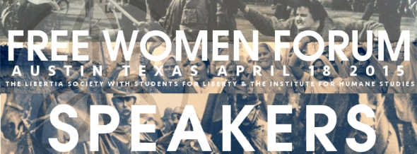 FreeWomanForumConferenceSpeakerBanner